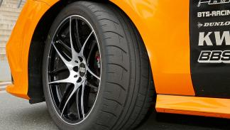 KL Racing RS 7 Sportback detalle