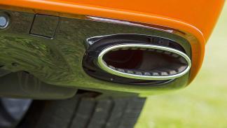 Bentley Continental GT Speed detalle escape