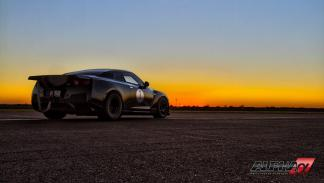 Nissan GT-R más rápidos AMS Alpha Omega dos