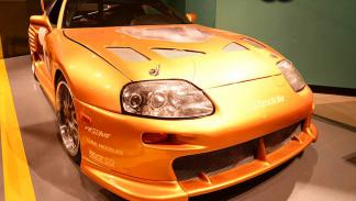 Toyota Supra Paul Walker morro