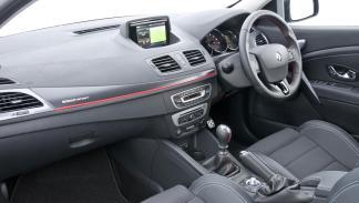 Renault Mégane GT220 interior