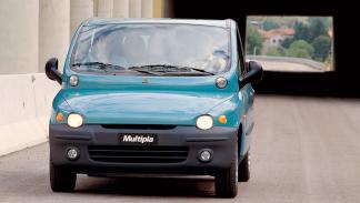 Fiat Multipla delantera
