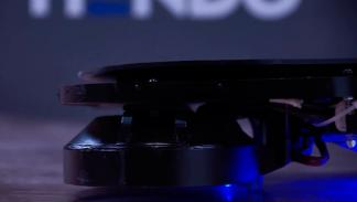 El aeropatín de 'Regreso al Futuro' se hace realidad - ventilador