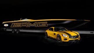 Cigarette Racing 50 Marauder GT S Concept Mercedes-AMG GT S