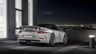 Porsche 911 GTS TechArt trasera
