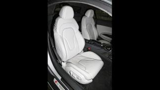 Audi R8 asientos