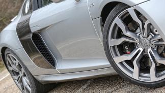 Audi R8 llantas