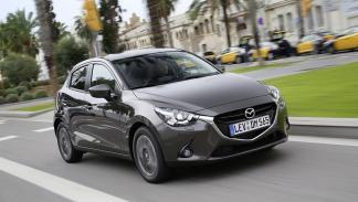 Mazda2 2015 en acción