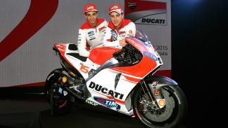 Ducati Desmosedici pilotos