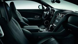 Bentley Continental GT V8 interior
