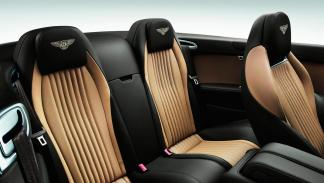 Bentley Continental GT Convertible 2015 interior