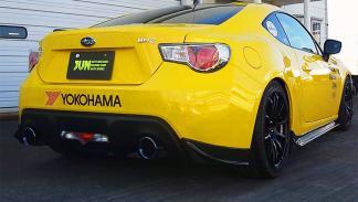 Subaru JUN Synergy zaga