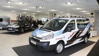 Citroën apoyará a la Fundación Alberto Contador