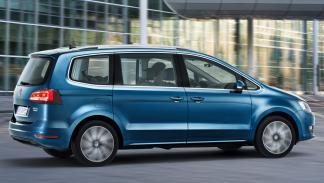 nuevo VW Sharan lateral