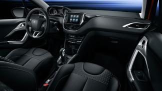Peugeot 208 2015 interior