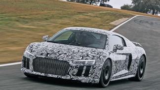 Audi R8 2015 morro dinamica