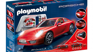 Porsche 911 Playmobil kit