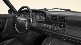 Navegador para Porsche clásicos - salpicadero Porsche