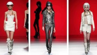 Los-cascos-están-'de-moda'-desfile