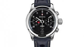 Nuevo reloj Bremont Jaguar MKII, frontal