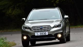 Subaru Outback 2015 delantera