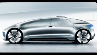 Mercedes-Benz-F015 Luxury in Motion Concept 2015 - 2