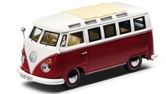 Miniatura VW T1a Samba Bus