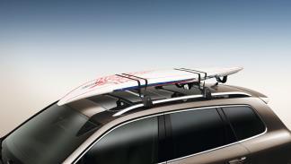 Sujeta tablas de esquí de Volkswagen