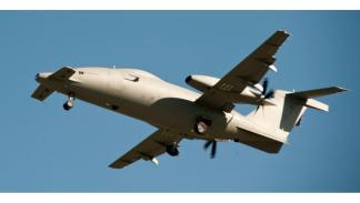 El-'drone'-de-Piaggio-para-las-Fuerzas-Armadas-vuelo