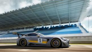 Mercedes-AMG GT3  lateral