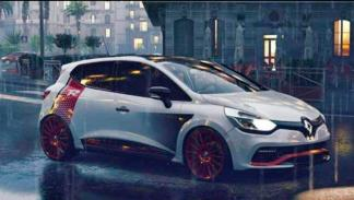 Renault Clio RS Trophy virtual