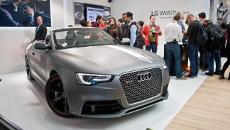 Audi reloj inteligente LG