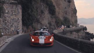Ruta europea 6to6 - Ferrari 458 Italia