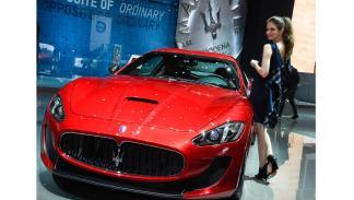 Ermenegildo Zegna firma un acuerdo con Maserati - GranTurismo MC Stradale