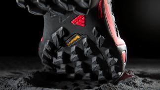 Zapatillas adidas con más agarre por caucho de Continental