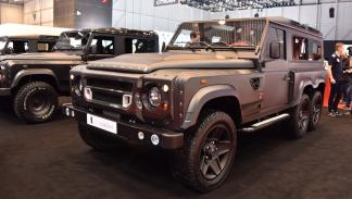 Kahn 'Flying Huntsman' 6x6 Concept