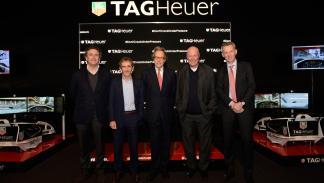 Exposición de Tag Heuer: 30 años de historia con McLaren - famosos
