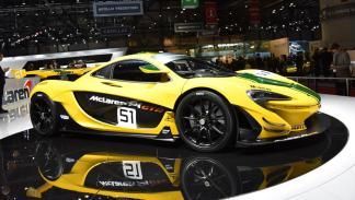 stand de McLaren