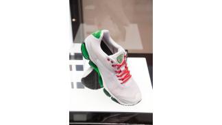 Nuevas zapatillas de running Wave Tenjin en color blanco