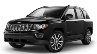 Jeep Compass delantera