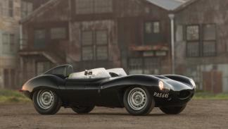 Jaguar D-Type XKD 530 de 1955