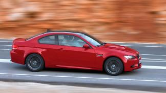 BMW M3 delantera