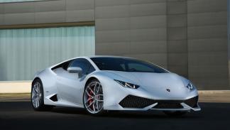 Lamborghini Huracan delantera