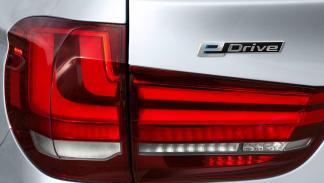BMW X5 xDrive40e logo