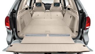 BMW X5 xDrive40e maletero