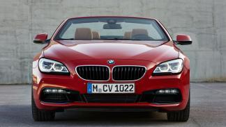 BMW Serie 6 Cabrio frontal