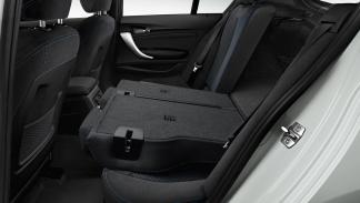 BMW Serie 1 asientos posteriores
