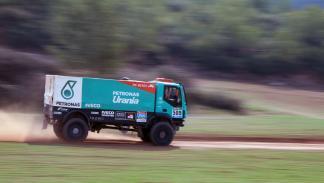 Camiones Dakar 2015 Les Comes Pep Vila