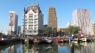 Rotterdam, Holanda