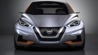 Nissan Sway Concept frontal